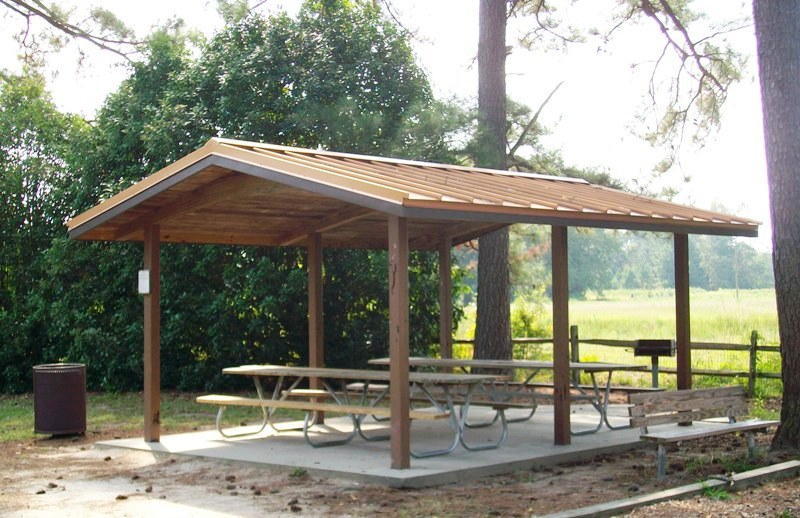 Picnic Shelter Building Plans Amazing House Plans