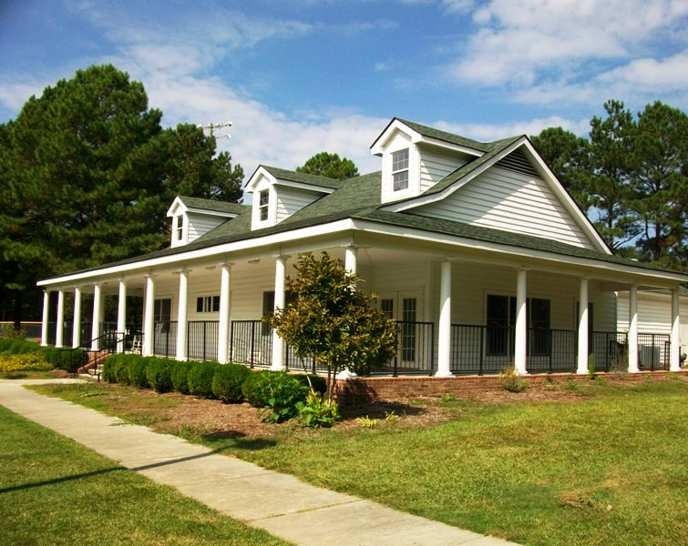 Greenville nc recreation and park facilities