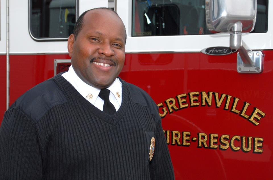 City Manager Appoints Fire-Rescue Chief
