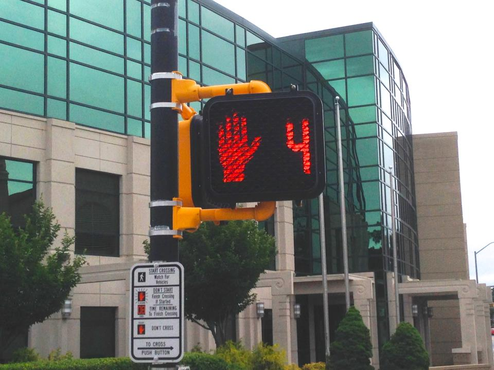 Improvements For Pedestrians Coming Soon In Greenville