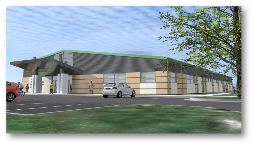 South Greenville Rendering