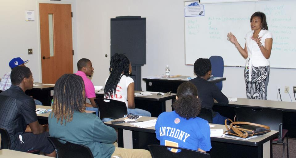 Greenville Youth at Work Program Begins