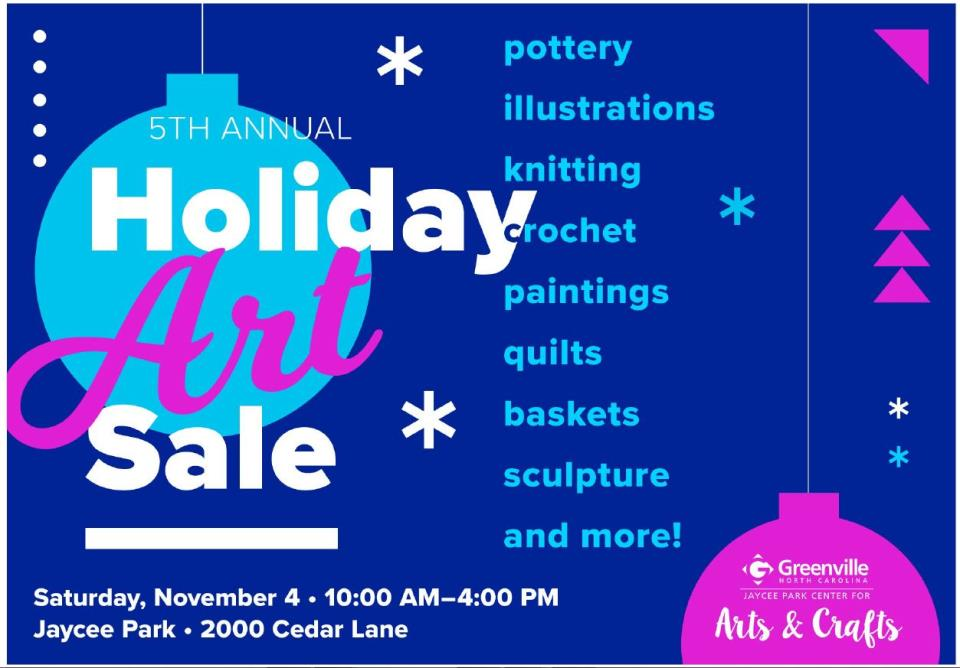 Holiday Art Sale 2017