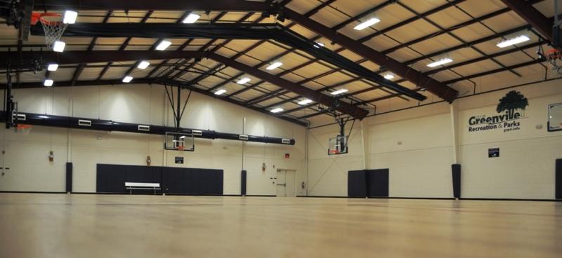 Modern Classroom Plan ~ Recreation and park facilities greenville nc