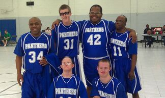Special Olympics 3 on 3