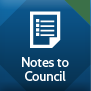 Notes to Council