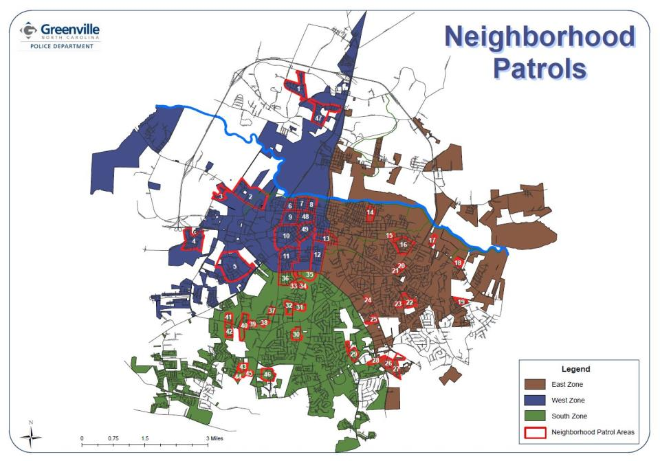 Neighborhood Patrols 1-49