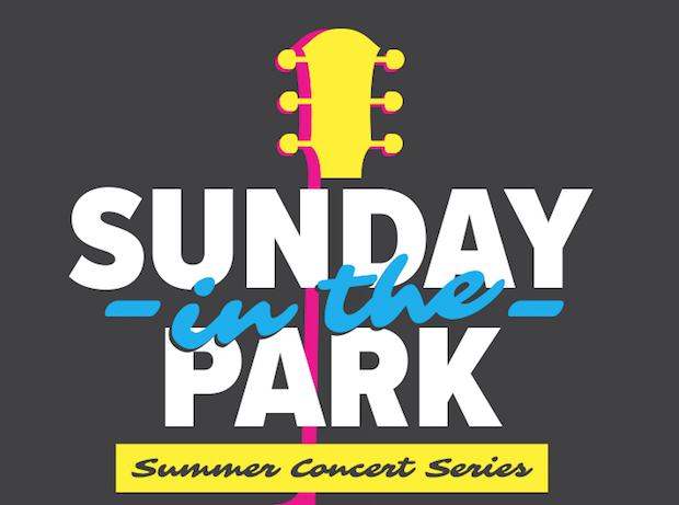Schedule Announced for Sunday in the Park Concert Series