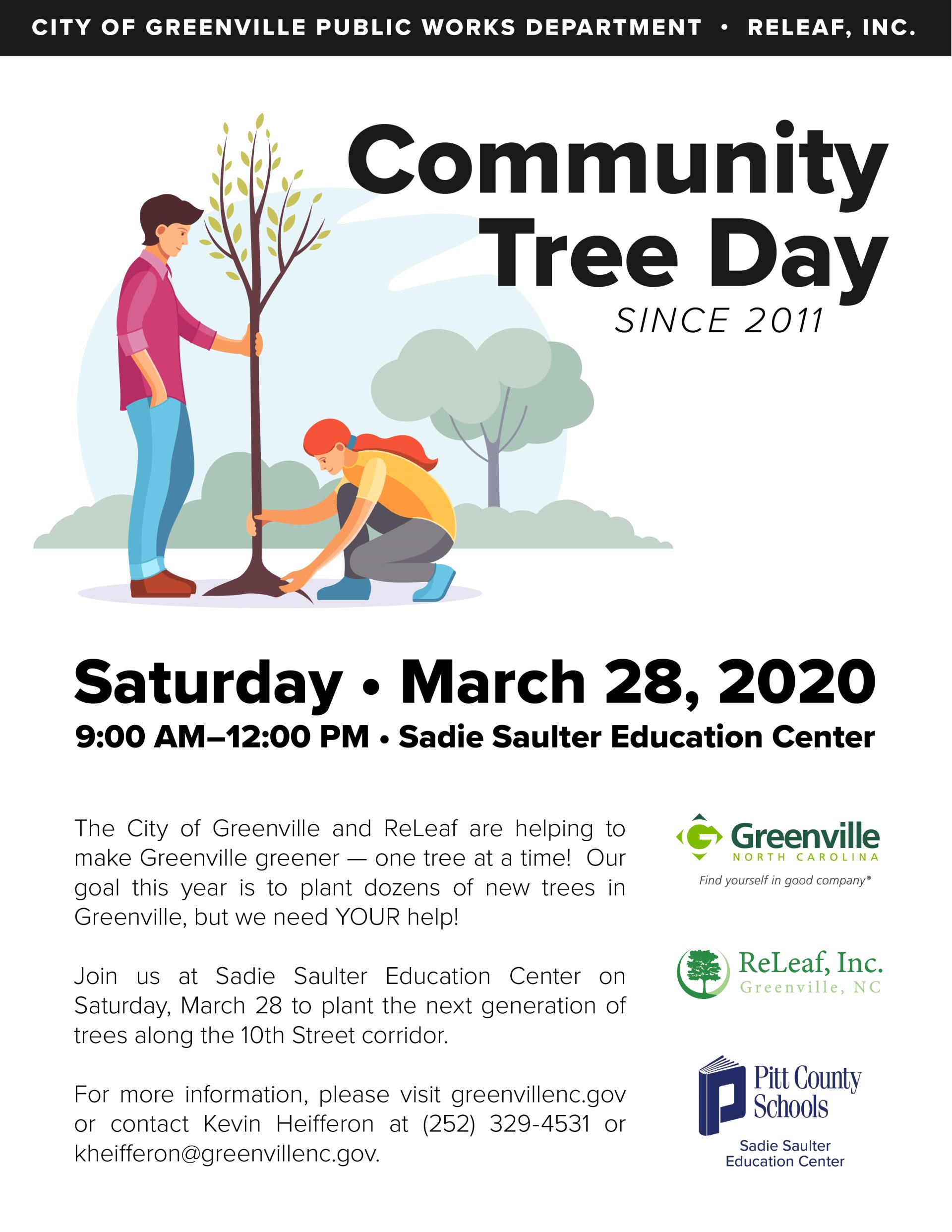 2020 Community Tree Day