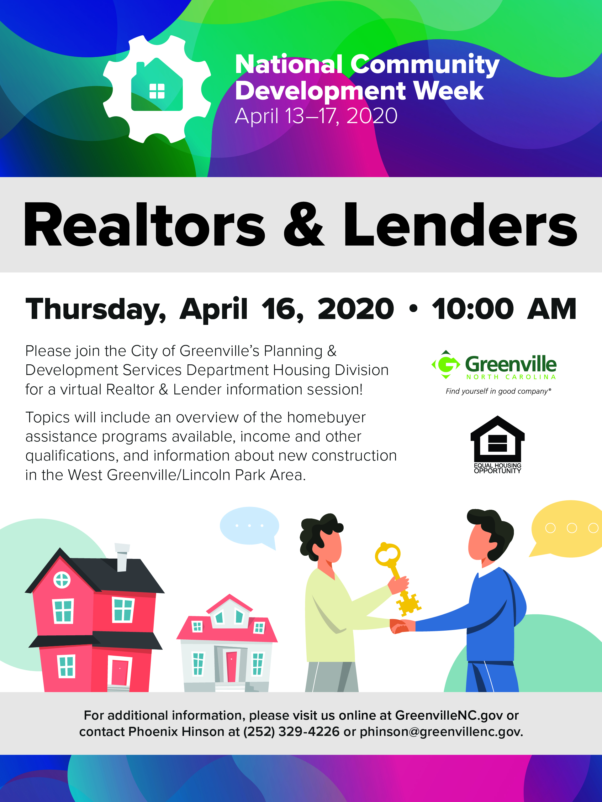 2020 CD Week Realtor-Lender Meeting