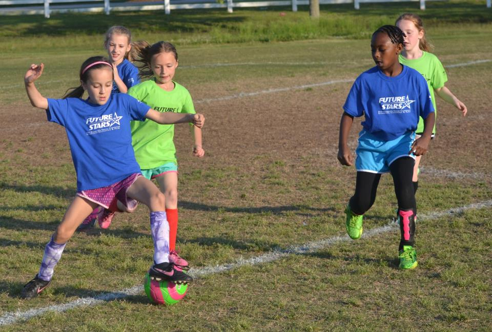 Future Stars Is A Youth Recreational Soccer Program Offered During The Fall And Spring Seasons For Boys And Girls In Age Groups U4 U16