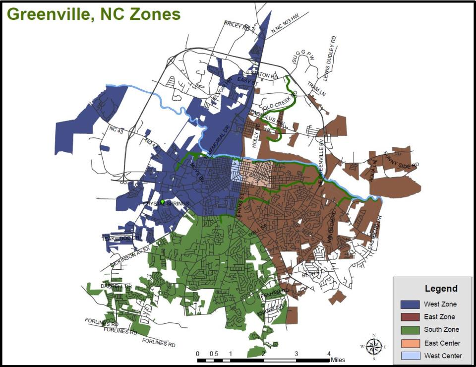 Crime Stats and Maps | Greenville, NC