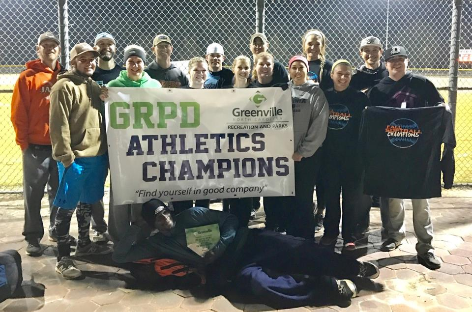 2016 Fall Coed Softball Champions - Everett's
