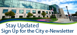 City e-Newsletter