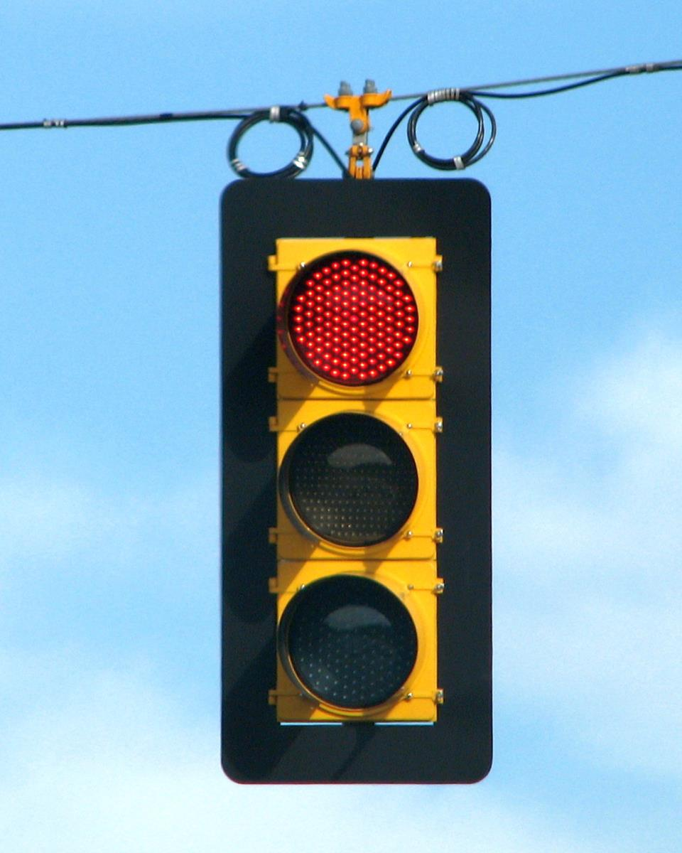 Red Light Safety Camera Program | Greenville, NC