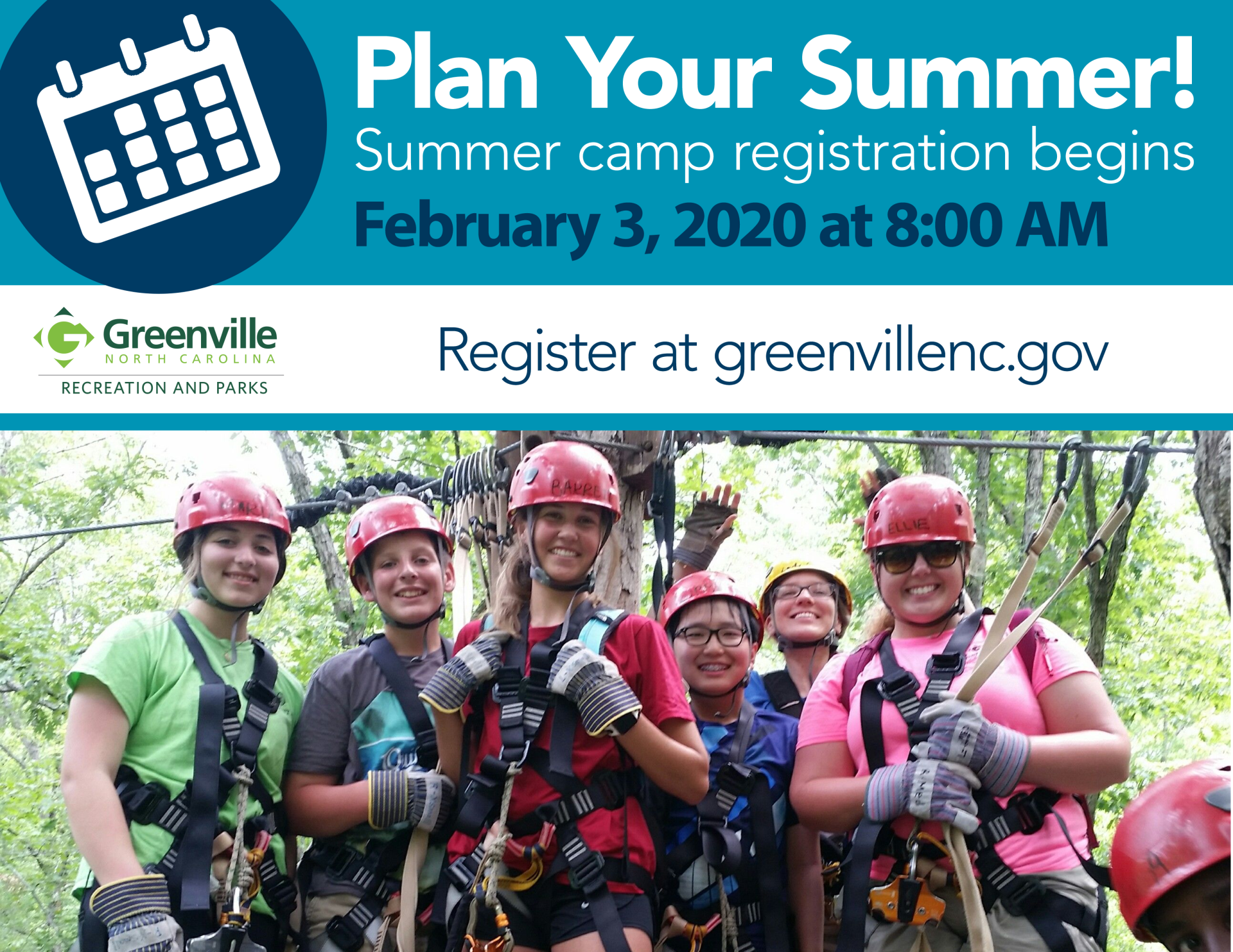 2019 Summer Camp Reg Flyer