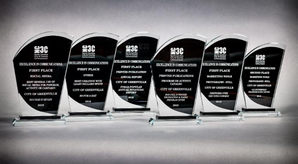 Greenville Earns Six Communications Awards